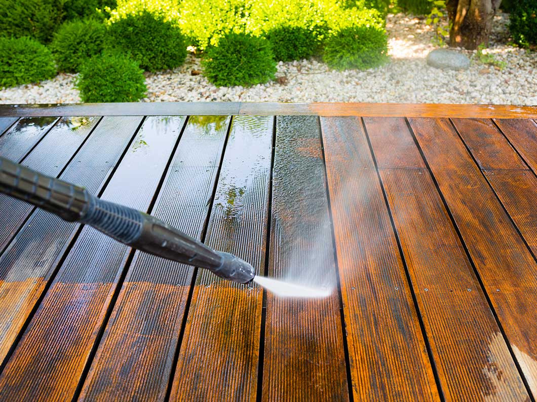 Power wash your worries away in Anacoco & Leesville, LA